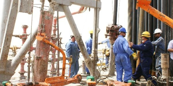 Garraf oil field attacked