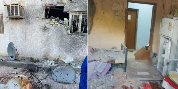 Rockets hit multiple Basra oil sites
