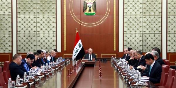 Iraqi Cabinet decisions: Feb. 11, 2020