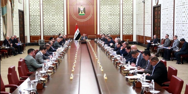 Iraqi Cabinet decisions: Jan. 14, 2020