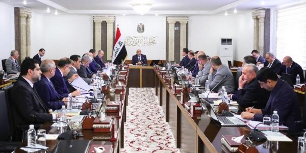 Iraqi Cabinet decisions: Oct. 15, 2019