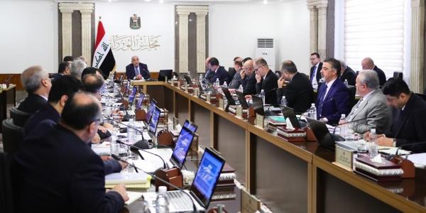Iraqi Cabinet decisions: Sept. 17, 2019