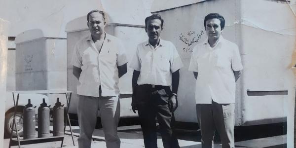 Remembering Adnan Samarrai, Iraqi oil industry veteran