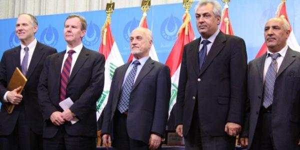 Maliki's office stalling oil company visas