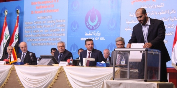 Iraq delays 4th bid round