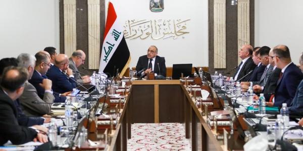 Iraqi Cabinet decisions: Sept. 24, 2019