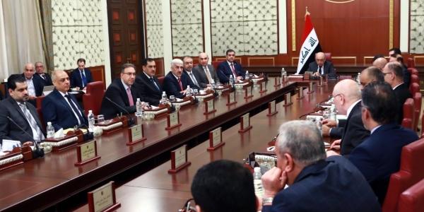 Iraqi Cabinet decisions: Feb. 25, 2020