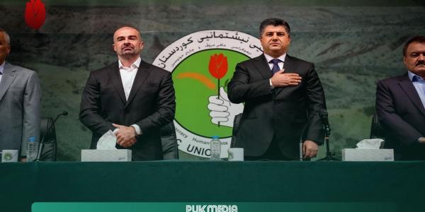 PUK leadership rift threatens stability in gas rich Sulaimaniya