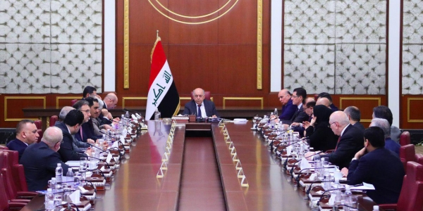 Iraqi Cabinet decisions: March 3, 2020