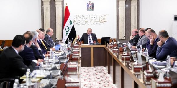 Iraqi Cabinet decisions: Oct. 5, 2019