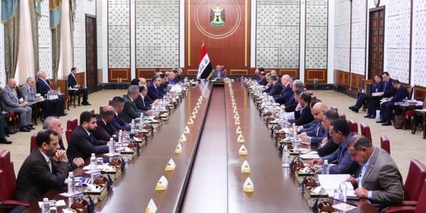 Iraqi Cabinet decisions: Nov. 5, 2019