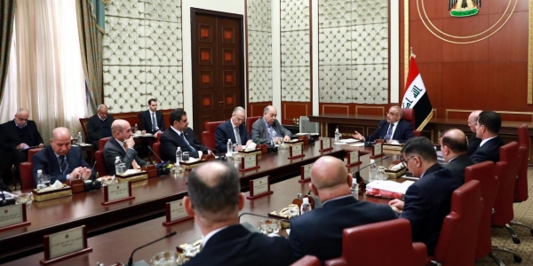 Iraqi Cabinet decisions: Jan. 7, 2020