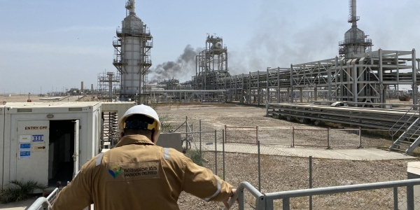 April oil production ticks upward