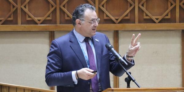 Q&A: Dr. Adham Rashad Ismail, WHO head of mission in Iraq