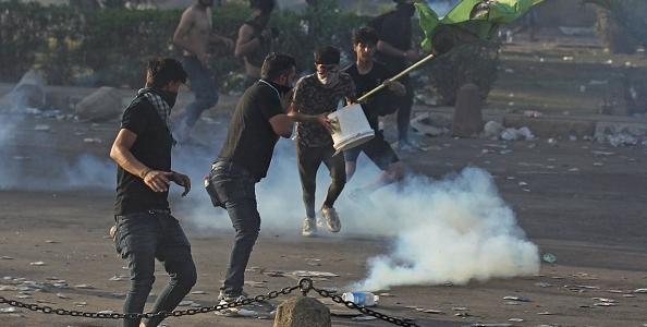 Escalating protests target political establishment