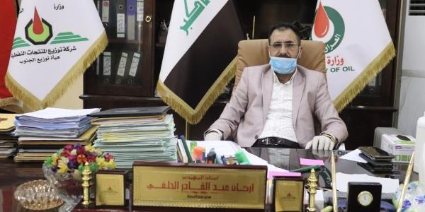 Q&A: Southern Iraq oil products chief Arkan Abdul-Qaddir al-Hilfi