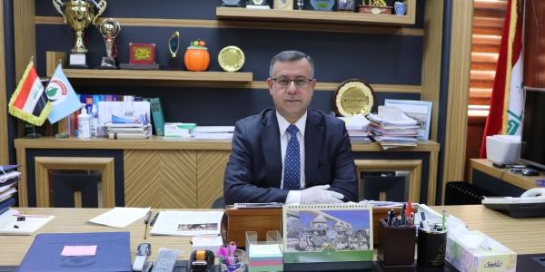 Q&A: Basra Oil Company Deputy Director General Khalid Hamza Abbas