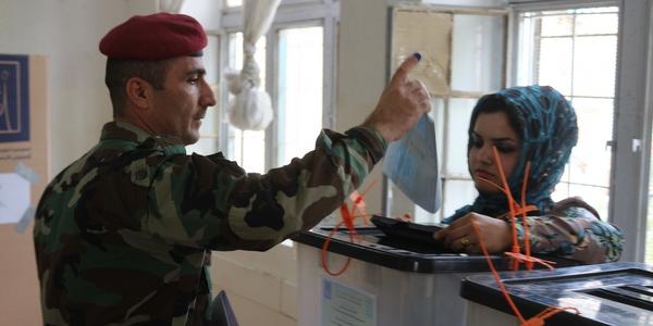 Elections unleash political flux in Kurdistan