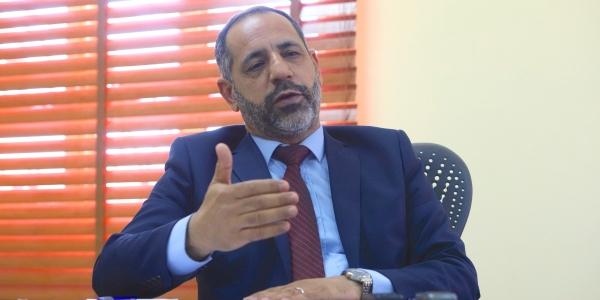 Q&A: Hussein Abdul-Kadhim Hussein, director of the Rumaila Operating Organization