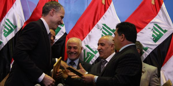 Analysis: Baghdad plotting retaliation against Exxon, wayward IOCs