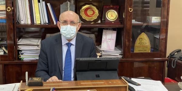 Q&A: Dr. Reyadh Abdul Amir, head of Iraq's coronavirus vaccine program