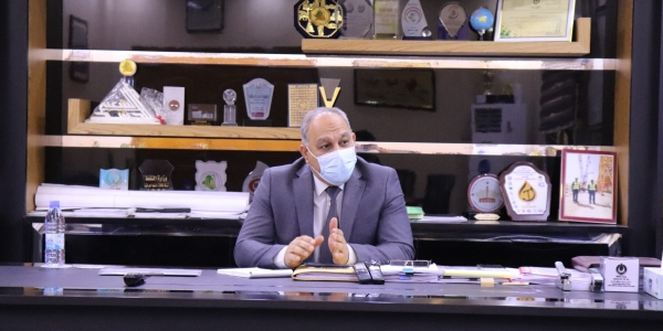 Q&A: Hamza Abdul-Baqi Nassir, director general of the South Gas Company