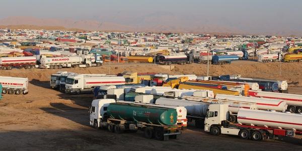 Kurdistan halts oil exports to Iran