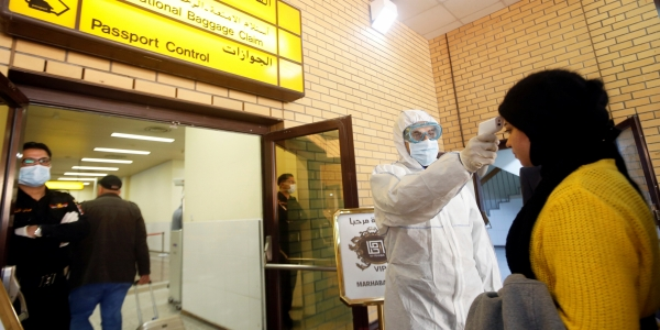 Coronavirus fear disrupts staff rotation at major Iraqi oilfields