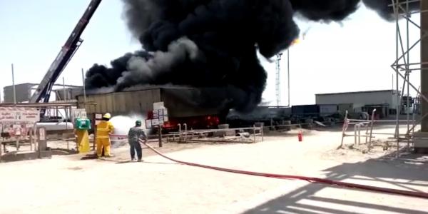 Multiple Basra fires expose poor safety standards