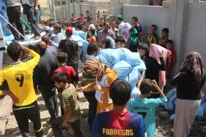 Yezidi refugees 2