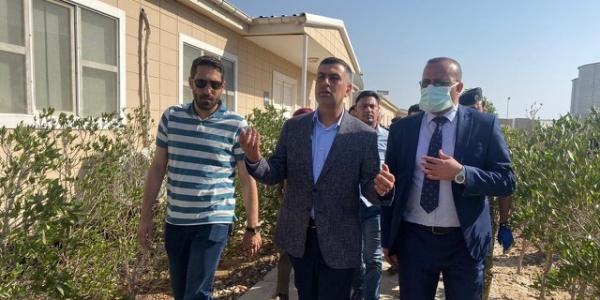 Iraq's health sector fears coronavirus overload