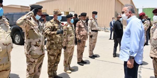 Kadhimi aims to reign in border corruption