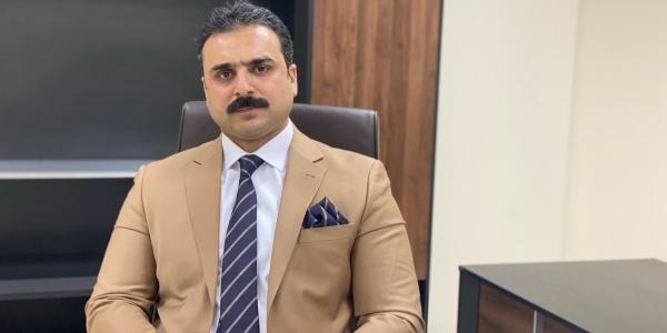 Q&A: Omar al-Waili, director of the Iraqi Border Ports Commission
